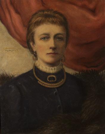 Elizabeth Johnes, Lady Hill-Johnes (d. 1927)