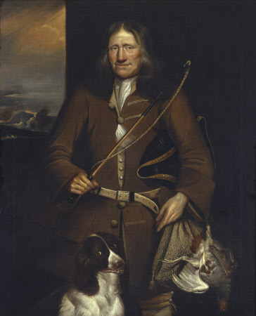 The Dudmaston Gamekeeper, possibly George Griffith