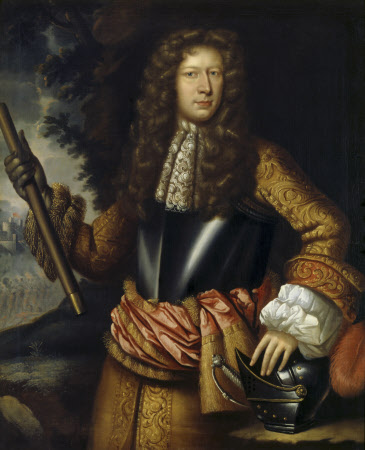 Unknown Man, previously called Sir Francis Wolryche, 2nd Bt (1627-1689) or John Wolryche, MP ...