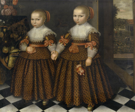 Two Unknown Girls