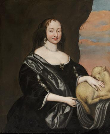 Ursula Ottley, Lady Wolryche
