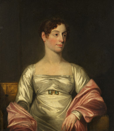 Mary Anne Evans, Mrs Walter Rice (b.c.1770/80 - 1859)