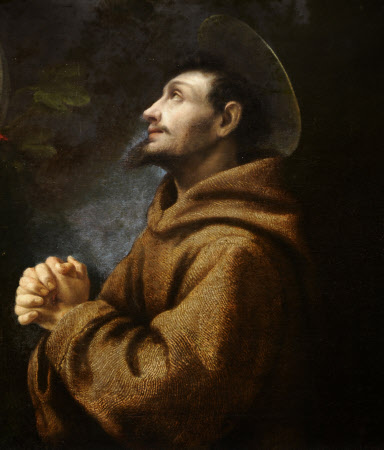 Saint Francis of Assisi (Giovanni Francesco di Bernadone) (1181-1226)