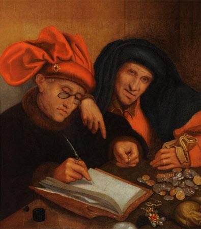 The Moneylenders