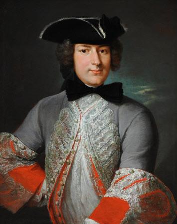 Called Jacques-Philippe d'Hervart, Baron de St Legier (d.1780)