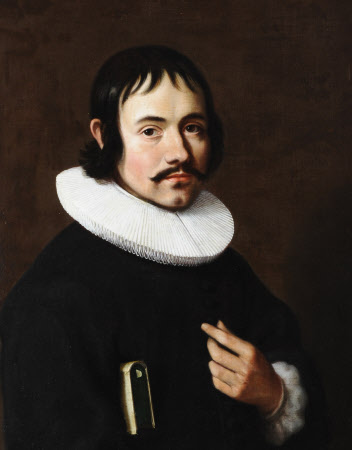 Joel Dunz (b.1642/3), aged 25