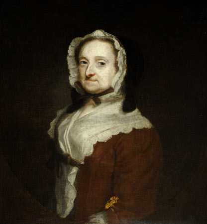 An Unknown Woman, called Lady Thornhill
