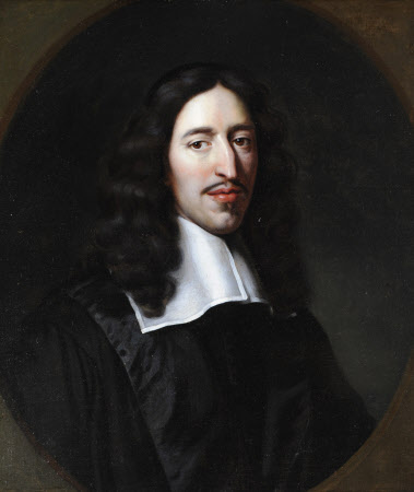 Johan de Witt (1625 - 1672) (after Jan de Baen)