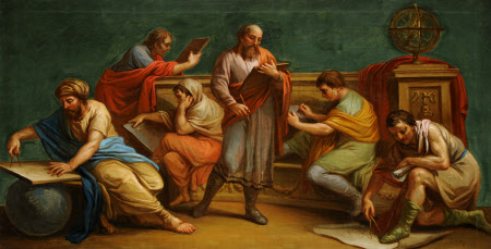 A Greek Philosopher and Disciples 960060 2 | National Trust