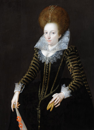 An Unknown Lady, aged 31