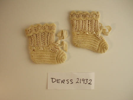 Doll's bootee