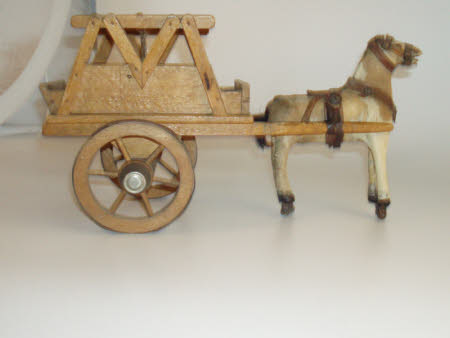Pullalong toy