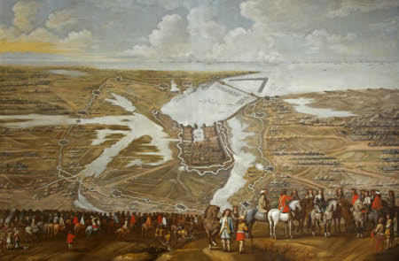 The Siege of La Rochelle, 1628