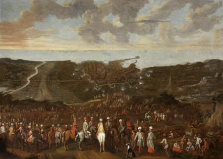 The Demolishing of Tangier, 1683