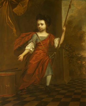 William II Blathwayt (1688-1742) as a Child