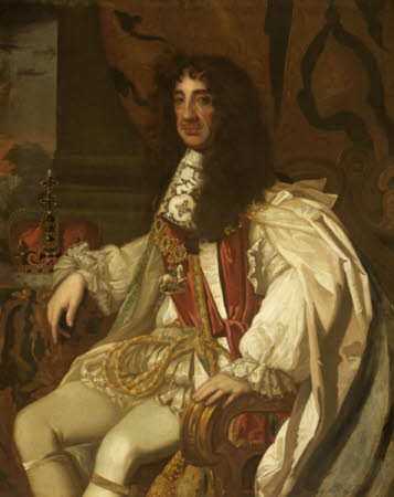 King Charles II (1630-1685)