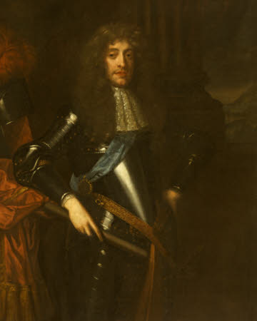 James II (1633-1701), as Duke of York and Lord High Admiral