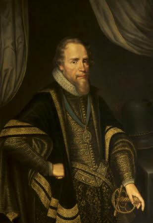 Prince Maurice of Nassau, Prince of Orange (1567-1625)