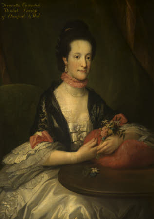 Lady Henrietta Cavendish-Bentinck, Countess of Stamford (1737-1827)