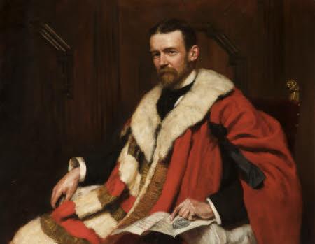 William Grey, 9th Earl of Stamford (1850-1910)