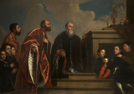 The Vendramin Family (after Titian)