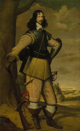 Colonel Sir John Booth (1610 -1688)