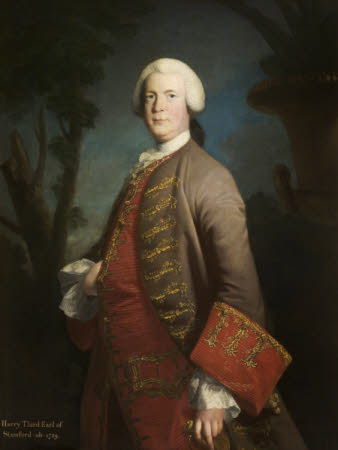 Harry Grey, 4th Earl of Stamford (1715-1768)