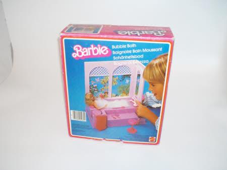 Doll's bath