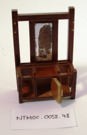 Doll's house hallstand