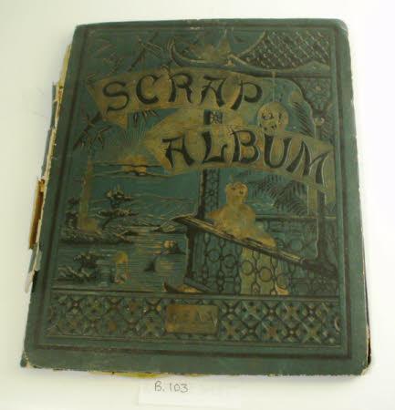 'SCRAP/ ALBUM'