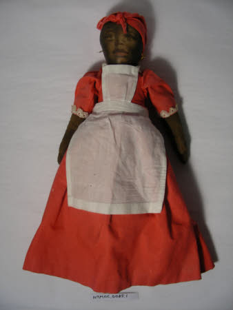 National Trust Museum of Childhood Original doll given to donor's mother in circa 1915 © National Trust