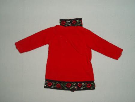 Doll's tunic