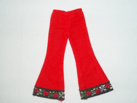 Doll's trousers