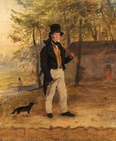 Edward Barnes (1761/2 - ?), Woodman