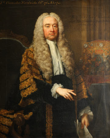 Philip Yorke, 1st Earl of Hardwicke and Lord Chancellor (1690 -1764)