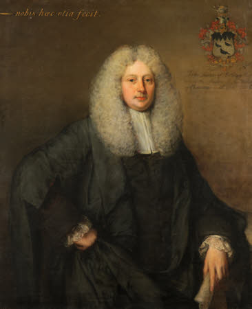 John Meller (1665-1733), Master of the High Court of Chancery