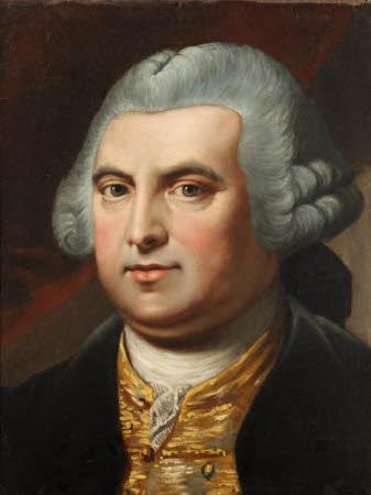 Called Joshua Edisbury (d.1718) or James Hutton (d. 1770) but really Governor James Hamilton ...