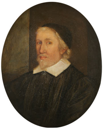A Gentleman, traditionally said to be Chief Justice, Sir John Glynne (1603-1666)