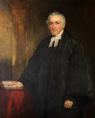 The Reverend William Holland (d.1878), Rector of Cold Norton, Essex