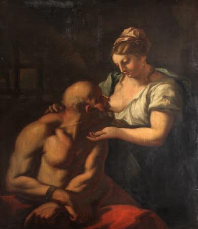 Cimon and Pero (Roman Charity)