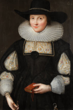 An Unknown Woman, aged 41