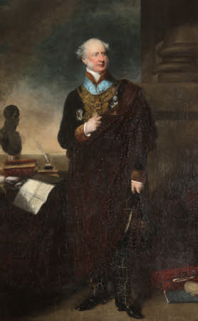 General the Hon. Sir Edward Cust, 1st Bt, MP, DCL (1794-1878)