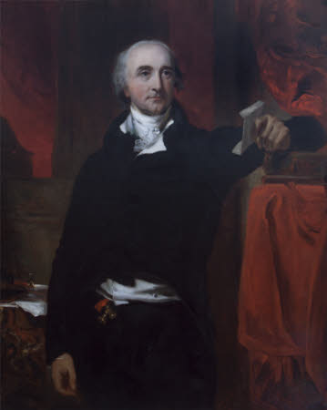 The Rt. Hon. William Windham III MP (1750-1810) (after Sir Thomas Lawrence PRA)
