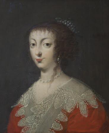 Called Queen Henrietta Maria (1609–1669)