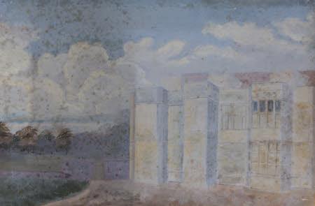 South Front of Felbrigg Hall, Norfolk