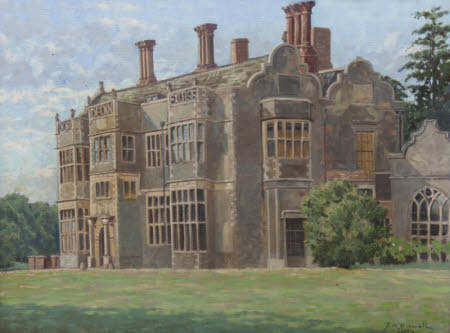 Felbrigg Hall, Norfolk, from the South East