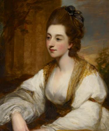 Lady Elizabeth Alicia Maria Wyndham, Countess of Carnarvon (1752-1826) (after Sir Joshua Reynolds)