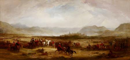 The Battle of Vittoria, 21 June 1813