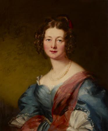 Frances Wyndham, Lady Burrell (1789-1848)