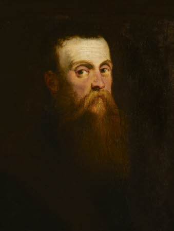 An Unknown Man (formerly called a Self-portrait)